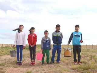 地球の緑を取り戻す!モンゴル・ゴビ砂漠緑化プロジェクト始動!