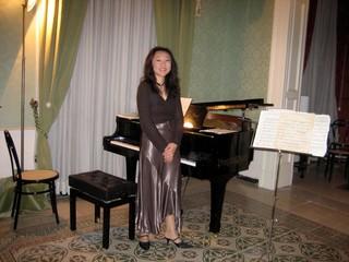 ピアニスト・ヨーコキクチの癒しのヒーリングCD制作プロジェクト
