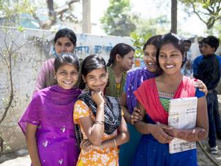 月経のたびに学校へ行けなくなるインドの女の子を救いたい!