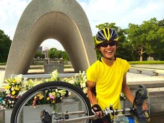 前人未到!【一輪車世界一周10,000km走破】に挑戦したい!