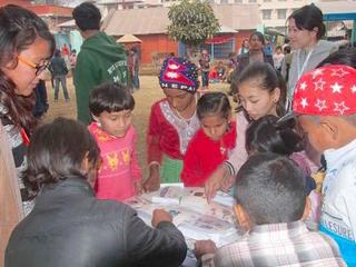 ネパール大地震でやり遂げられなかった読書キャンプを今年こそ!