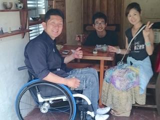 高齢者や障がい者が、沖縄旅行を楽しめる仕組みづくりをしたい!