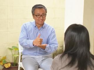 ろう者のためのビジネスマナー講座を、タイで始めたい!
