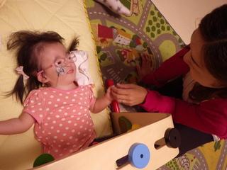 重症心身障がい児施設「療育室つばさ」に床暖房を導入したい!