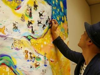 アートが伝える震災の記憶と復興への願い。盛岡から生きる希望を