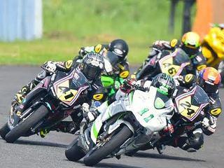 オートバイレースの頂点へ!TRICK STAR Racing大舞台への挑戦!