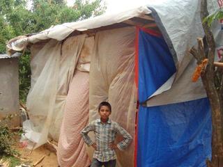 ネパール復興支援者の活動拠点となるベースキャンプを作りたい