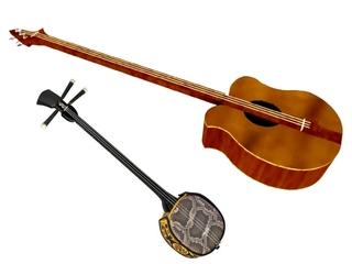 三線を元にした3Lineギターを作り、沖縄へ地域貢献をしたい!