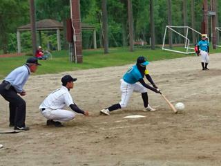 「グランドソフトボール」の全国大会に台湾チームを招待したい!
