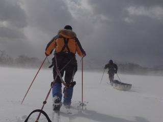 カナダ北極圏の単独徒歩を通じて夢が実現することを伝えたい!