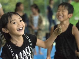 遊び場が減少!天理市の子ども1000人でキャンプイベントを開催!