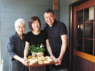 栃木で40年愛される食・酒処「こずち」がスコーン製造スタート!