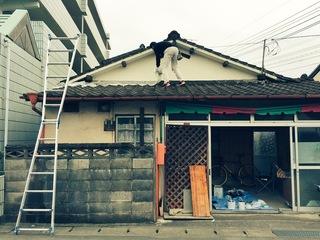 熊本地震復興の足がかりとして大津町にゲストハウスを作ります!