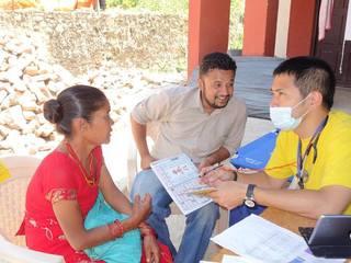 被災地でも安全な医療を!高品質なままのワクチンを患者さんへ!