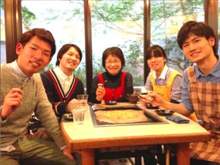 熊本県民が愛するもんじゃ焼き屋を震災被害から立ち直したい!