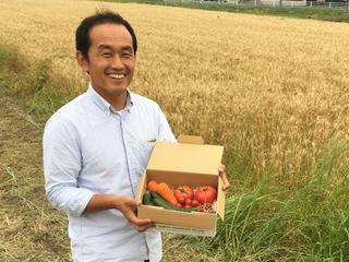 熊本から、有機栽培・無農薬の安全な野菜をお届けします!