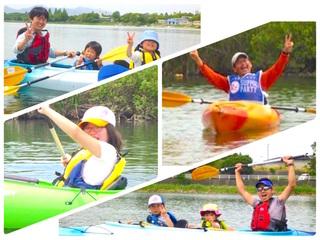 震災を受けた子供を笑顔にするためにカヌー体験を継続したい!
