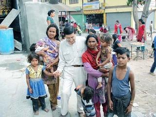 震災で多くを失ったネパールに孤児施設を作る費用を寄付します!