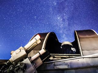 震災から立上がれ!九州一の望遠鏡を修復し新世代天文台を創ろう