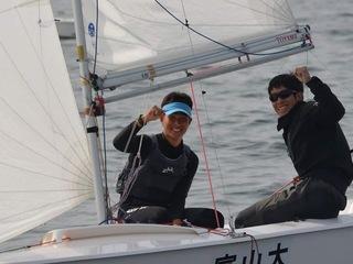 創部以来初の快挙!富山大学ヨット部が西半球スナイプ選手権へ!