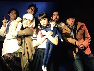 恵比寿のバーでお芝居を間近に感じられる演劇公演を行います!