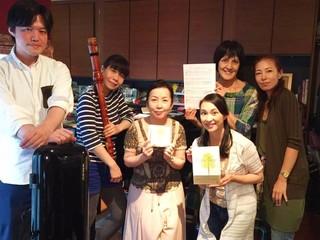 熊本の子どもたちに音楽劇『リトル・ツリー』で笑顔を届けたい!