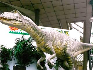 10年ぶり!湘南七夕まつりで子ども達に大人気の恐竜ロボ復活へ!