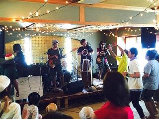 福岡で開催!客席に畳を敷き詰めた「オザシキ」音楽フェス!
