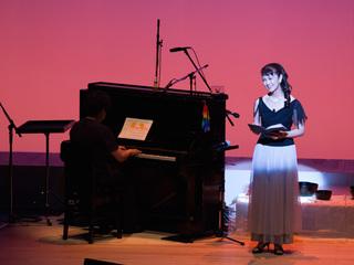 広島の被爆ピアノと共に音楽や朗読で復興&未来のこと考えたい!