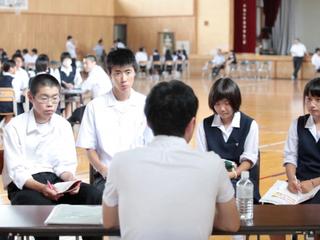 岩手県の中高生と多様な価値観を持つ大人が対話できる機会を!