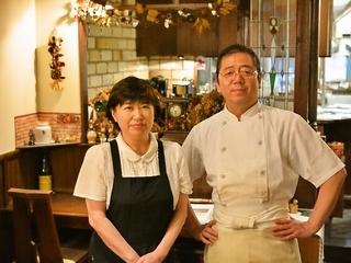 飲食業30年のフレール高橋さん夫妻の最後のお店を成功させたい!