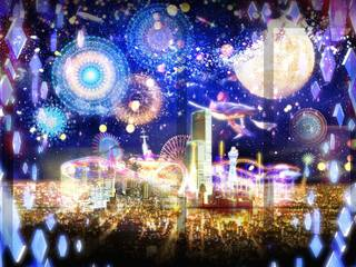 デジタル技術と花火が融合!美しく輝く驚愕の瞬間を体感しよう!