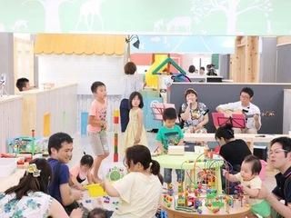 ママも安心!名古屋のmamacafeに子供用お昼寝スペースを作りたい