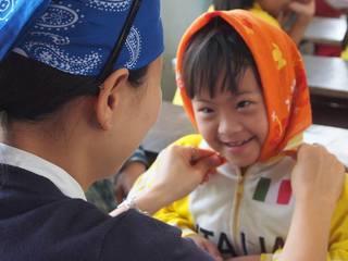 ベトナムの障がいを持って生まれた子ども達を学校に通わせたい!