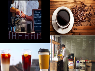 甘いブラックコーヒをご賞味ください。OSARU Coffee一号店open!