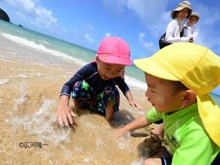 福島の子どもたちを沖縄・久米島の保養プロジェクトに招待したい