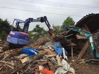 熊本地震からの復旧へ!車・重機がないと助けられない現場がある