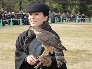 1600年の伝統ある鷹狩文化。鷹匠たちを映像で残したい