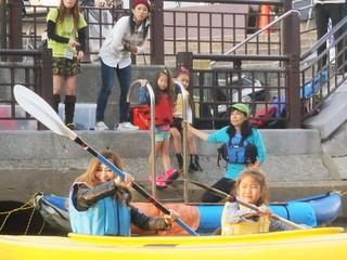 和歌山のまちなかでカヌー体験!川を最大限活用し地域活性化へ