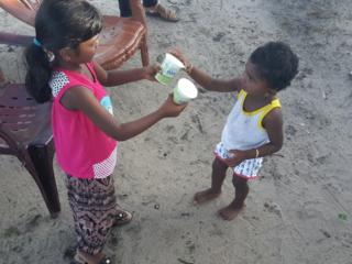 スリランカの養護院の子ども達に安全で衛生的な暮らしを!