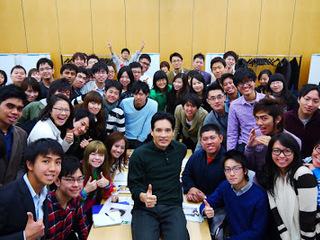 海外の学生に日本のアントレプレナーシップを知ってほしい!