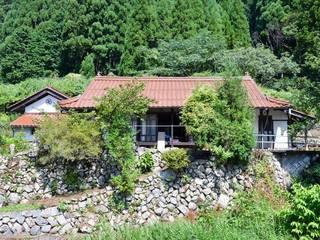 安芸太田町那須の集落で空き家を改装し、那須ハウスを創ります!
