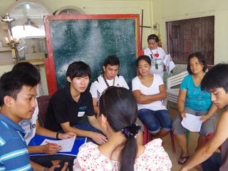 フィリピンのピナハボンに水道を建設して水道費負担を減らしたい