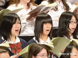被災地の高校生の歌声をNYから世界へ!復興への感謝を届ける