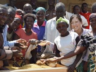 ケニアの大豆農家の安定した収入を守る卸業務を拡大したい!