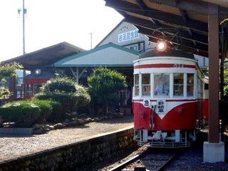 新製から90年。旧名鉄谷汲駅保存車両「モ514」を守りたい。