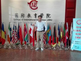 知日派が多い中国大連市にもっと日本人が来てほしい。