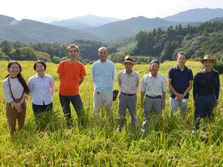 「直虎の見た風景再生プロジェクト」美しい棚田を守るために。