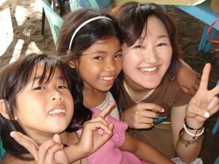 ワークキャンプを通じて長野とフィリピンの子どもの交流を深めたい