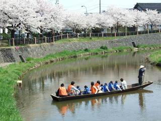 山形県最後の舟大工が製作した和舟を補修して後世に残したい。